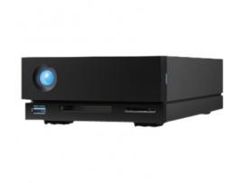 LACIE 1BIG DOCK 4TB 7200RPM ENTERPRISE, USB-C, THUNDERBOLT3, 5YR STHS4000800