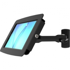 Compulocks Secure Space Enclosure With Swing Arm Mount For Galaxy Tab A 10.5In - Black 827B105Ageb