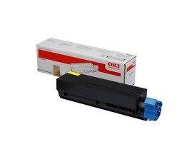 Oki Toner Cartridge Yellow For Mc853; 7,300 Pages @ (iso) 45862841