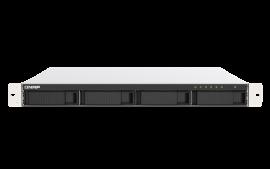 QNAP TS-453DU-RP-4G 4-Bay NAS, Intel Celeron J4125 (Gemini Lake Refresh) quad-core 2.0GHz (burst up to 2.7GHz),