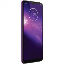 Motorola One Macro Ultra Violet 4/ 64Pagt0019Au