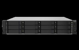 QNAP TS-1232PXU-RP-4G 12-Bay 2U rackmount NAS Cortex-A57 quad-core 1.7GHz CPU,