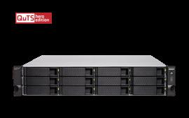 QNAP TS-h1886XU-RP-D1622-32G,Intel Xeon D-1622 4 cores/8 threads 2.6 GHz processor (burst up to 3.2 GHz),