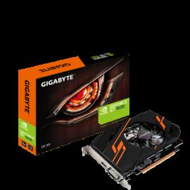 GIGABYTE GF GT 1030 TI PCIe x16, 2GB GDDR5, DVI, HDMI, 3YR WTY GV-N1030OC-2GI