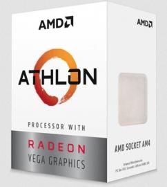 AMD Athlon™ 3000G Processor 3.5Ghz Vega YD3000C6FHBOX