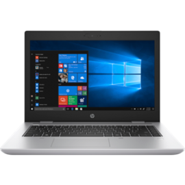 "HP ProBook 640 G5 Notebook PC, 14"" FHD, i7-8665U (vPro), 8GB, 256GB SSD, W10P64, 7PV13PA"