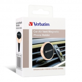 Verbatim Magnetic Car Air Vent 65703