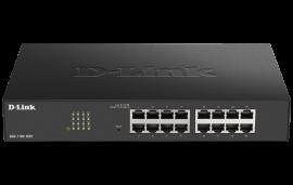 D-Link 16-Port Gigabit Smart Managed Switch (DGS-1100-16V2)