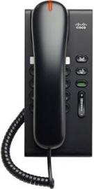Cisco (cp-6901-cl-k9=) Cisco Uc Phone 6901, Charcoal, Slimline Handset Cp-6901-cl-k9=