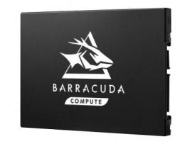 "SEAGATE BARRACUDA Q1 SSD, 2.5"" SATA, 240GB, 550R/500W-MB/S, 3D QLC NAND, 3YR WTY ZA240CV1A001"