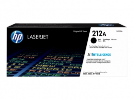 HP 212A BLACK TONER - APPROX 5.5K PAGES - FOR M554, M555, M558 SERIES W2120A
