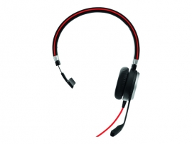 JABRA CORDED EVOLVE 40 MS MONO USB-A HEADSET  6393-823-109