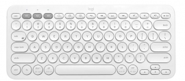 Logitech K380 for Mac Multi-Device Bluetooth Keyboard White 920-010408
