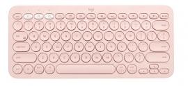Logitech K380 for Mac Multi-Device Bluetooth Keyboard Rose 920-010409