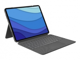 LOGITECH COMBO TOUCH FOR IPAD PRO 12.9-INCH (5TH GEN) - 1 YR WTY 920-010215