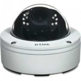 D-link 5megapixel Daynight Dome Network Camera - 5 Megapixel Progressive Cmos Sensor - Real-time
