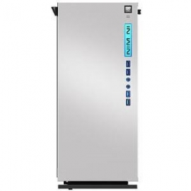 In Win 303 Mid Tower White Secc Tempered Glass Side Panel Gaming Chassis Only 303-white