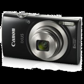 Canon Ixus185Bk Ixus 185 Digital Camera Black Ixus185Bk