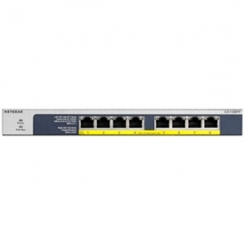 Netgear GS108PP 8-PORT GIGABIT ETHERNET POE + UNMANAGED SWITCH WITH 120W POE GS108PP-100AJS