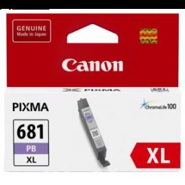Canon Cli681xlpb Photo Blue