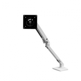 Ergotron MXV Desk Monitor Arm polished aluminum (45-486-026)