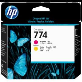 HP 774 Magenta/Yellow DesignJet Printhead (P2V99A)