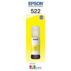 Epson T522 Yellow Ink Bottle C13T00M492