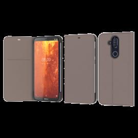 Hmd Nokia 8.1 Flip Cover Grey 8P00000046