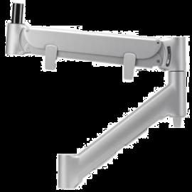 ATDEC HEAVY DUTY 597MM DYNAMIC ARM - SILVER (AWM-AHX-S)