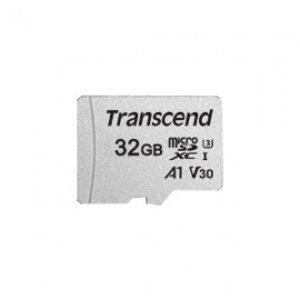 TRANSCEND 32GB MICRO SD UHS-I U1 NO ADAPTER 95MB/S (Ts32Gusd300S)