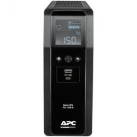 Apc - Schneider Back UPS Pro BR 1600VA. Sinewave.8 Outlets. AVR. LCD interface BR1600SI