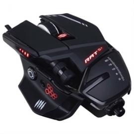 Verbatim R.A.T. 6+ Gaming Mouse - Black Mr04Dcinbl000
