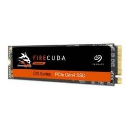 Seagate FIRECUDA 520 NVME SSD 500GB M.2 PCIE GEN4 3D TLC RETAIL (ZP500GM3A002)