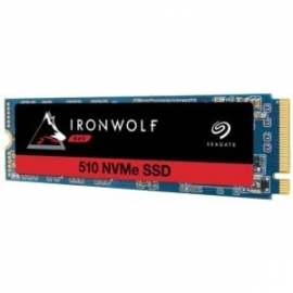 Seagate IRONWOLF 510 NVME SSD 480GB M.2 2280-S2 3D  Zp480Nm30011