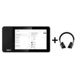 Lenovo Thinksmart View Microsoft Teams Device + X1 ANC Headphones (THINKSMART PERSONAL COLLABORATION)