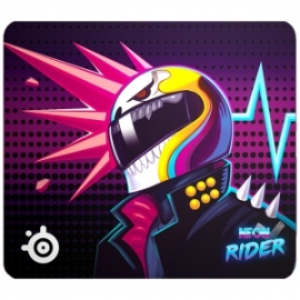 Steelseries QCK LARGE MOUSEPAD NEON RIDER EDITION (63837)