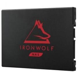 Seagate IRONWOLF 125 SSD 4TB RETAIL 2.5IN SATA 6GB/S 7MM 3D TLC ZA4000NM1A002