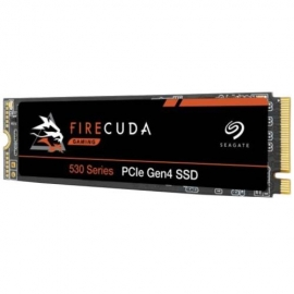 Seagate FIRECUDA 530 NVME SSD 2TB M.2S PCIE GEN4 3D TLC ZP2000GM3A013