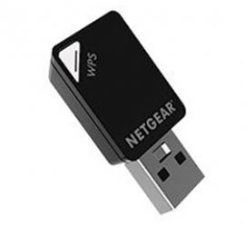 Netgear A6100-10000s Netgear A6100 Wifi Usb Mini Adapter - Ac600 802.11ac Dual Band