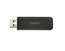 Apacer Ah325 16gb Black Usb2.0 Retractable