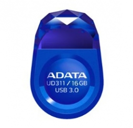 Adata Dashdrive Durable Ud311 Usb Flash Drive Usb3.0 16gb Blue