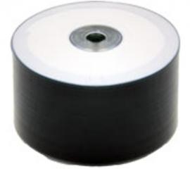 Xcopy Dvd-r 8x Full Print White Inkjet Printable (tube Of 50pcs) Bmdxco8xdv-rw50