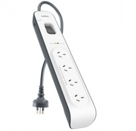 Belkin 4 Outlet With 2m Cord Bsv400au2m