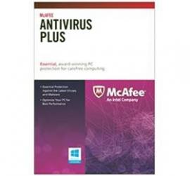 Mcafee Anti-virus Plus Activation Card - 1pc 1 Year Oem 146146