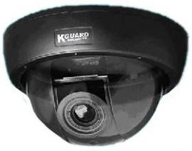 Kguard Ccd Dome Type Cctv Cameras 1/ 3 Sony Supper Hadii Ccd, 420 Tv Lines, Lens 3.6 Mm(not Include