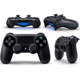 Sony Playstation 4 Dualshock 4 Wireless Controller Jet Black