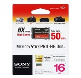 Sony Memory Stick Pro-hg Duo Hx Rev.b 16gb 50m/ S Ffcson16g50mhgx-1