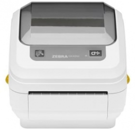 Zebra Gk420 Direct Thermal Usb 4in Barcode Label Printer Gk42-2025p0-000