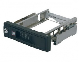 Icy Box Trayless Ib-168sk-b Sata To Sata Hdd, Black Colour Hddicy168skb25i