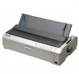 EPSON LQ-2090 DOTMATRIX, 24pin, 529cps AT 12CPI, 136 COLUMNS, UPTO 5 COPIES
